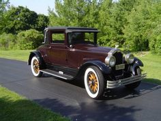 1926 Buick Country Club Coupe Master Series