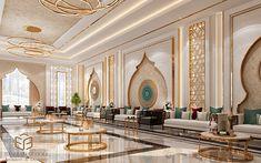 Modern Villa Design, We The Best, Basel, Islamic, Palace, Cool Designs, Behance, House, Men