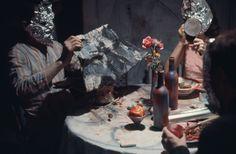 Claes Oldenburg, Scene from Nekropolis II