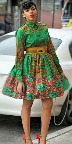 The Most Popular African Clothing Styles for Women in 2018 African Fashion Designers, African Fashion Ankara, Ghanaian Fashion, African Inspired Fashion, African Print Fashion, Africa Fashion, African Prints, African Dresses For Women, African Attire