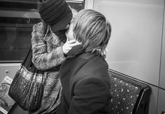 Love on the metro - part 2 Vienna, High Neck Dress, Love, Pictures, Photography, Dresses, Fashion, Turtleneck Dress, Amor