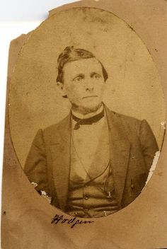 John Thompson Hodgen, Union Surgeon General for Missouri in Civil War. | collections.mohistory.org