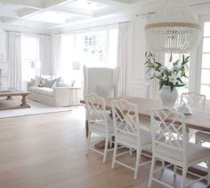 """""""Bright White Home Series"""" - Bright homes aren't only dreamy, but timeless. As a part of this series, come tour the lovely home of Sonja with JSHomeDesign."""