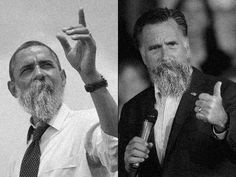 Here's the election campaign I want to see. American politics was a lot better when the candidates sported beards. See more at Slate: http://www.slate.com/slideshows/news_and_politics/presidential-beards.html?wpisrc=msn_gallery#slide_1.