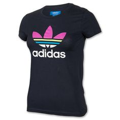 the best attitude 2f012 da3e2 Women s adidas Originals Trefoil T-Shirt Sport 2, Adidas Women, Sport  Outfits,