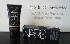 Review | NARS Pure Radiant Tinted Moisturizer | Monogrammed Magnolias