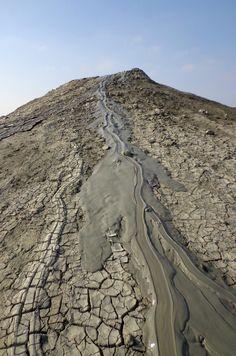 Volcans de boue - Azerbaïdjan