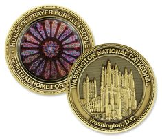 Cathedral   Cathedral Commemorative Coin