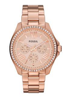 Op zoek naar Fossil Horloge Cecile AM4483 ? Ma t/m za voor 22.00 uur besteld, morgen in huis door PostNL.Gratis retourneren.