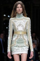 Christian Dior at Paris Fashion Week Fall 2012 - StyleBistro
