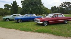 A & J Chevrolet multiple colours of 60's Chevrolet to choose from.