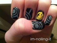 Cute HG nails
