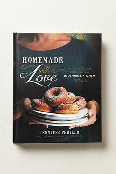 Homemade With Love  #anthropologie