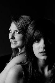 Fotoshootings im Studio von den Schwestern Jessy und Laura aus NRW - fotografiert vom Fotografen Octavian Horn aus Köln