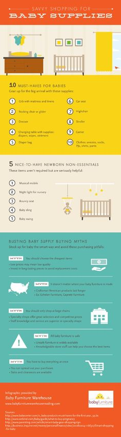 A musical mobile, night light, bouncy seat, baby sling, and baby swing are useful items for a new parent to have. Check out this infographic from a specialty baby store in Massachusetts to learn more about how to prepare for a baby.