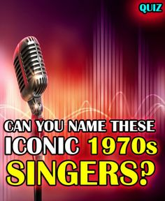 I Got Seventies Spectacular!!! From Bowie, to Joplin, to Elton, and The Boss, you know your 70s singers! Well done. We bet you're the one that never really left the 70s or 80s, and just kept on rockin' out to those pioneers of music – and we don't blame you! With that said, passing this quiz isn't easy for everyone. You definitely need to have enjoyed these musicians in the past to be able to identify them, and you knocked it out! Great job! Think your friends and fellow 70s lovers can pass…