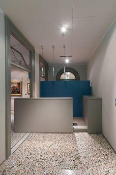 DALLACOSTAARCHITETTI museo beato don luca passi, venezia