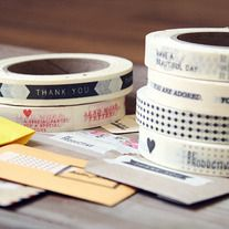 Oh, Hello Friend   All Products - message masking tape