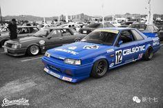 "radracerblog: "" Nissan Skyline GTS R31 "" ⠀"