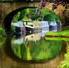 My beloved new home of Hebden Bridge