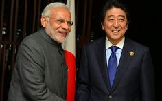 Civil nuclear cooperation agreement could get sealed during PM Modi's visit India and Japan are likely to sign a civil nuclear cooperation agreement during the Prime Minister Narendra Modi's two-day visit to Japan,--->>>https://goo.gl/O5rnhY