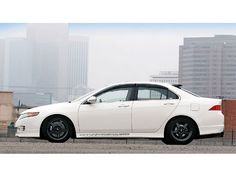 Acura TSX. The car named in Japan that ACCORD EURO-R.