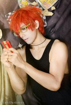 Immagine di cosplay, seven, and 707