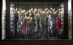 Um giro pelas lojas do novo JK Iguatemi - Moda - iG  Luminarias vitrine