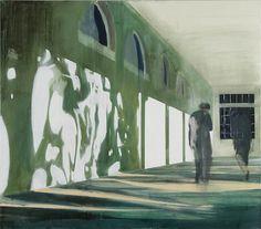Kenneth Blom · Treet · 2009 · 140 x 160 cm