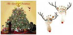 12 Christmas Books and Activities to Share with Your Kids {Guest post by Dixie Dollar Deals on OneCreativeMommy.com} The Spirit of Christmas