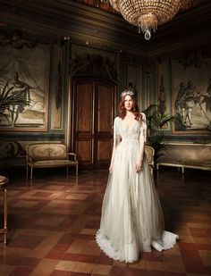 YolanCris | Wedding dresses and red carpet dresses Haute Couture