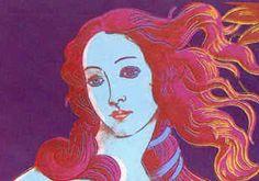Andy Warhol - the Birth of Venus