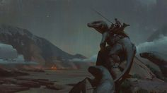 "shear-in-spuh-rey-shuhn: "" SUNG CHOI Night Watch Digital """