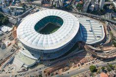 Brazil World Cup Stadium Arena Fonte Nova World Cup 2014 | The Football Column