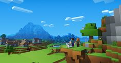 Minecraft is a game about placing blocks and going on adventures. Buy it here, or explore the site for the latest news and the community's amazing creations!