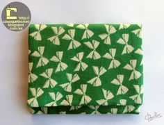 Carterita tres minutos Clutch Wallet, Pouch, Couture Sewing, Diy Projects To Try, Boss, Patches, Diy Crafts, Quilts, Purses