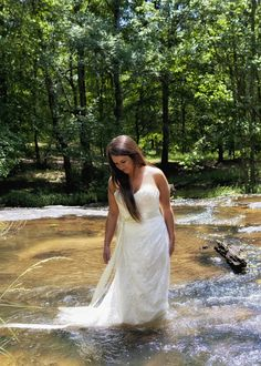 Georgia Trash the Dress Photo shoot