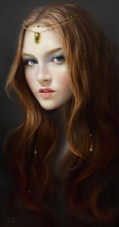 Melanie Delon art
