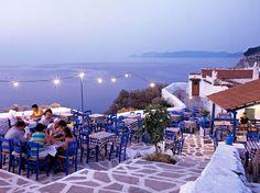 Skopelos : Photos: Secluded Island Escapes and Getaways : Condé Nast Traveler