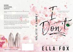 Best romance novels: I Don't by Ella Fox
