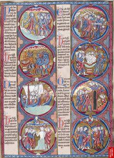 British Library - Harley MS 1526, f. 6v