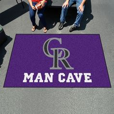 Support your team with this new Colorado Rockies .... These will not last long! http://www.xtremesports.com/products/colorado-rockies-man-cave-ultimat-rug?utm_campaign=social_autopilot&utm_source=pin&utm_medium=pin