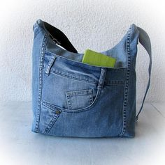 denim crossbody bag jean blue sling bag jean messenger bag