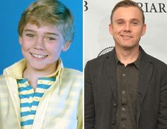 Rick Schroeder.  I'm pretty sure this was my first celebrity crush. Silver Spoons.