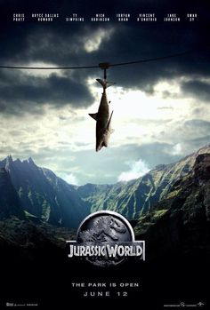 JURASSIC WORLD! SUMMER 2015