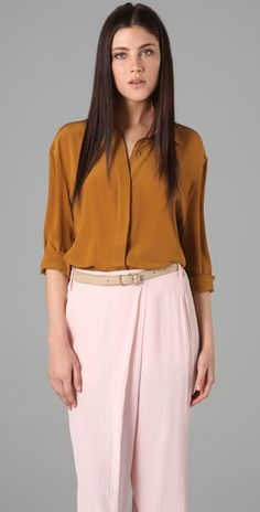 I wish I could find pants like this that don't make my lower half look terrible