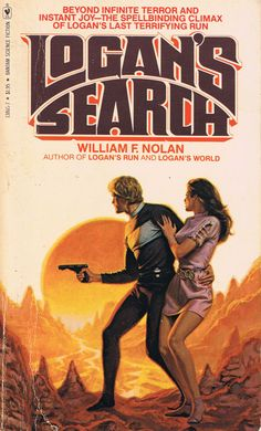 Atomic Pulp & Other Meltdowns: Wednesday Cover: Logan's Search