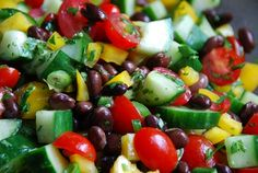 ... Salads on Pinterest | Quinoa salad, Olive garden salad and Dressing