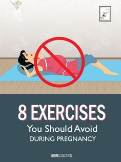 Exercises to Avoid During #Pregnancy :All exercises equally good? what exercises are not safe during pregnancy? This article will answer all the questions zipping through your mind!