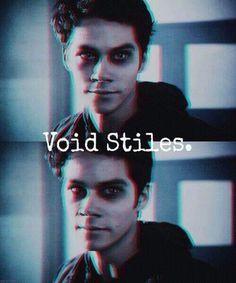 Dylan O'Brien as Stiles Stilinski ❤❤❤ #TeenWolf #VOID Stiles #Nogitsune #Stiles Stilinski #SaveTeenWolf